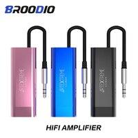 Dac Audio HIFI Amplifiers SD05PLUS Mini 3.5mm Professional Portable Headphone Headphone Amplifier Sound Amp For Mobile Phone