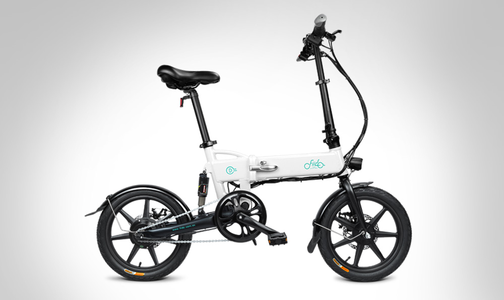 FIIDO-D2-Folding-Electric-Moped-Bike-4