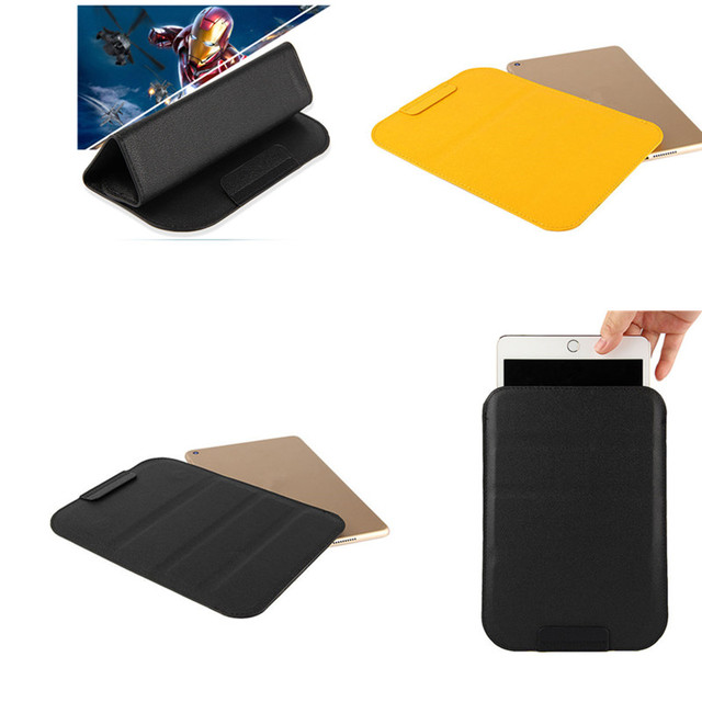 SD Colorful Sleeve PU Leather case for samsung galaxy tab3 Lite 7.0 SM-T110 SM-T111 T110 T111 7.0'' Tablet Pouch Bag