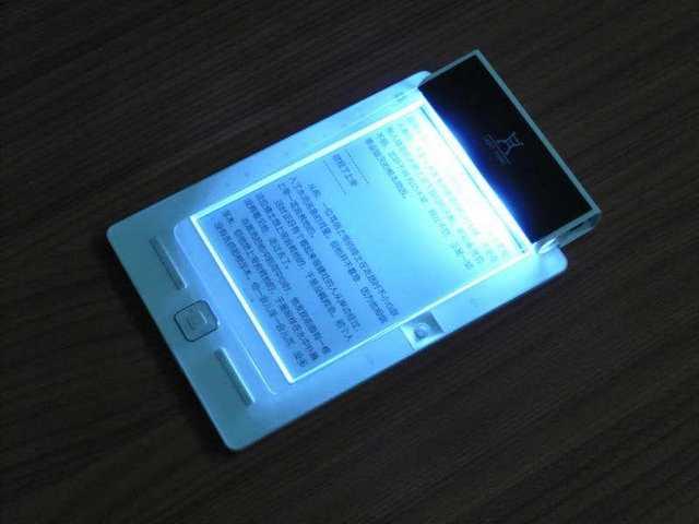 Kindle6 Reading Light Booklight LED Light For Amazon Kindle ILumaLight  E Ink Book Lights