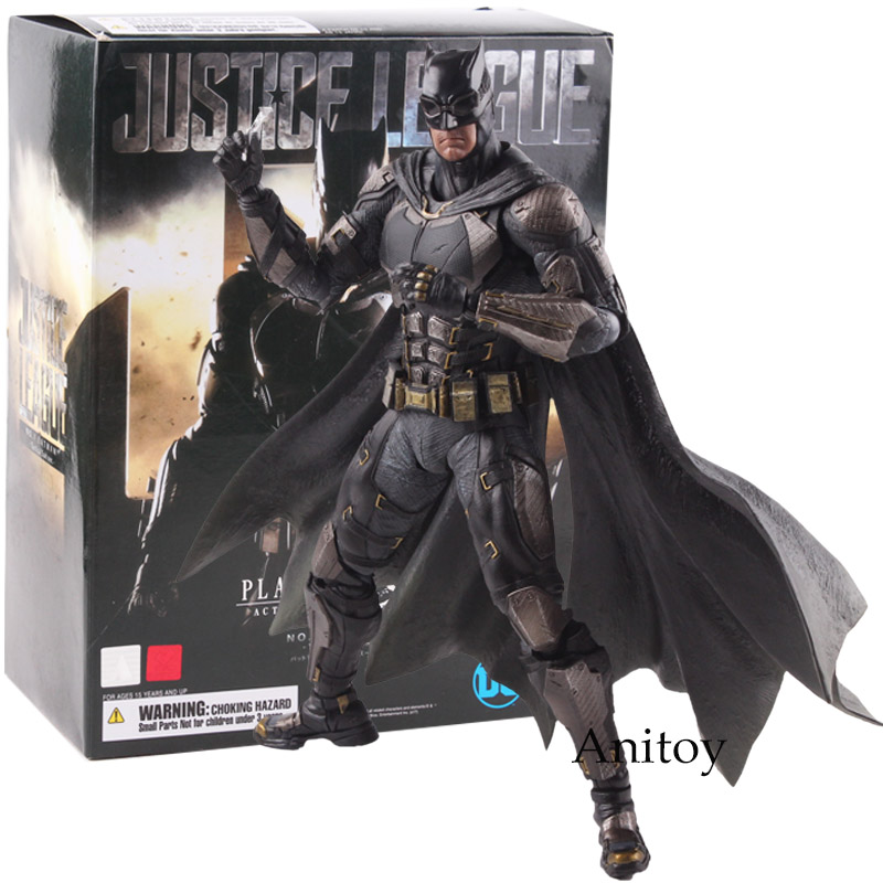 DC Justice League Jouer Arts Kai Figurine No 1 Batman Costume Tactique Ver. Jouet de collection de poupées Batman en PVC 25 cm