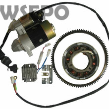 Rebuild-Kit Diesel-Engine Electric-Start 186F Regulator/ring Air-Cooled Chongqing-Quality