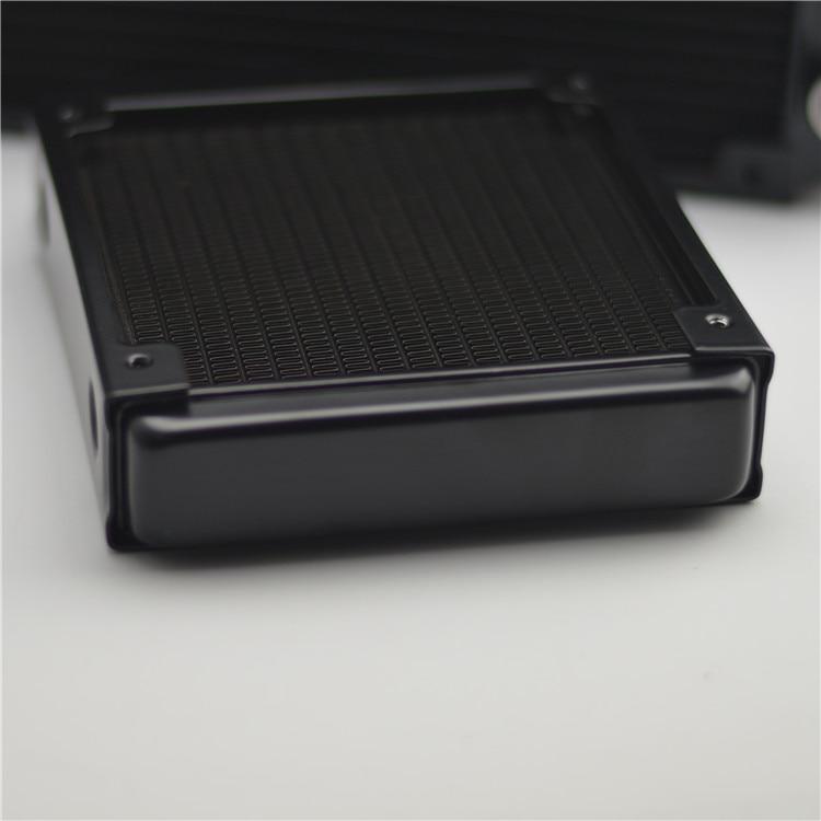 FormulaMod Fm-ззпан, 120/240/360 мм алюминиевая трубка медные однорядные радиаторы, 30 мм Толщина, подходит для 120*120 мм вентиляторы