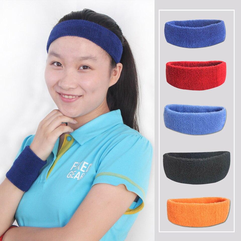 AOLIKES Top Quality Cotton Towel Cloth Sports Sweatband