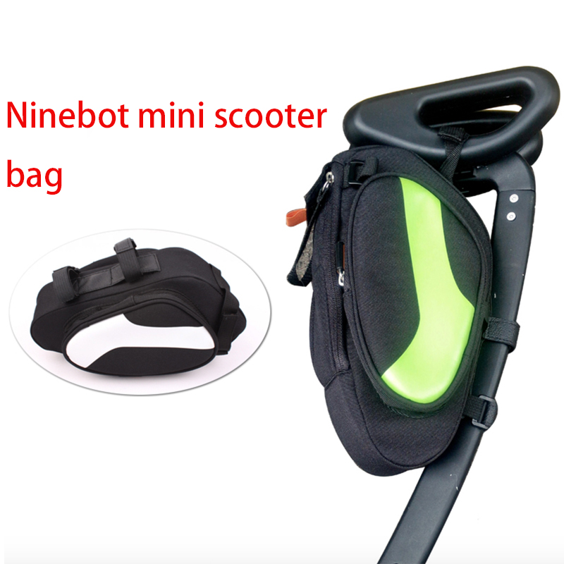 Xiaomi Mini Scooter Triangular Hanging Bag for Mini Pro Ninebot Scooter font b Skateboard b font