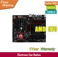 Оригинал MSI 970 GAMING Рабочего Материнской Платы AMD 970 Socket AM3/AM3 + SATA III USB3.0 ATX