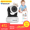 Vstarcam Baby monitor 720P Wifi Security IP Camera IR Night Vision Audio Recording Surveillance Wireless HD IP Camera C7824WIP