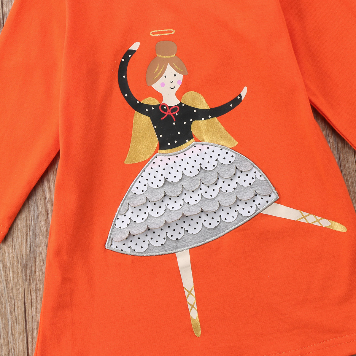 HTB1X2nVpBsmBKNjSZFFq6AT9VXaN NEWEST Baby Girl Dress with Animals Princess Long Sleeve Dresses Children Autumn Clothing for Kids