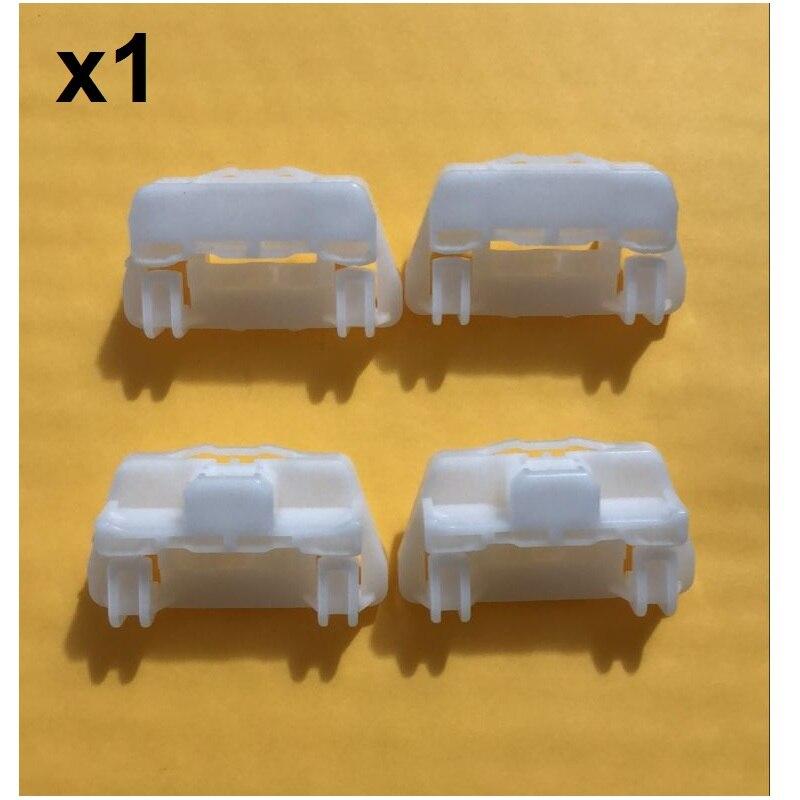 SEAT Leon Finestra Regolatore Riparazione Kit front-left