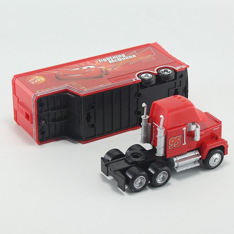 Pixar-Cars-Diecast-No95-Mack-Racers-Truck-Metal-Toy-Car-For-Children-155-Brand-New-In-Stock-McQueen-Alloy-Car-Model-Toy-4