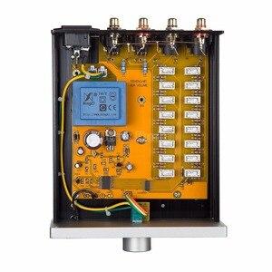 Image 5 - 2020 Ultime Nobsound di Alta Precisione Relè Regolatore di Volume Potenziometro Equilibrata Passive Preamp XLR Controllo Del Volume 0.1%