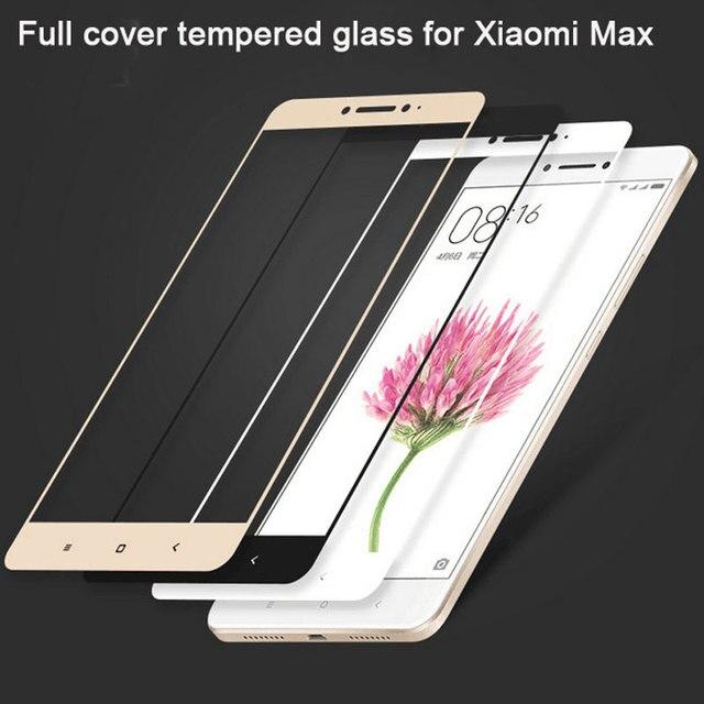 Untuk Xiao Mi Mi Max Mi X 5 6 Merah Mi Pro 4 4A 4X 4Pro 3 3X3 S Tempered Glass Sangat Tipis Pelindung Layar Penuh Depan Kaca Film