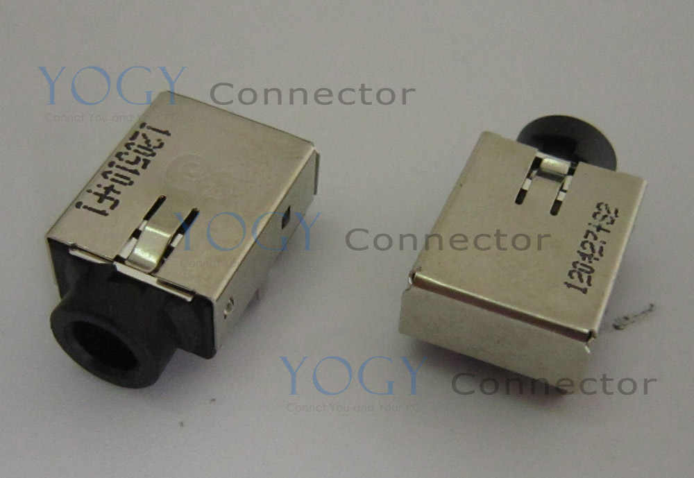 1 piezas mujer audion socket fit para hp elitebook 8460 p series placa cq60-400 cq60-420us cq60-600 serie audio board