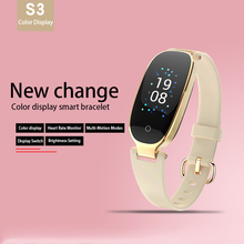 GIAUSA Bluetooth Waterproof Smart Watch Fashion Women Heart Rate Monitor Fitness Bracelet Color Screen Smartwatch