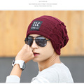 Elegant  Hat Winter & Fall Beanies Knitted Hats For   Cap Autumn And Winter  Fashion Casual Unisex Caps Man's and women's M-125