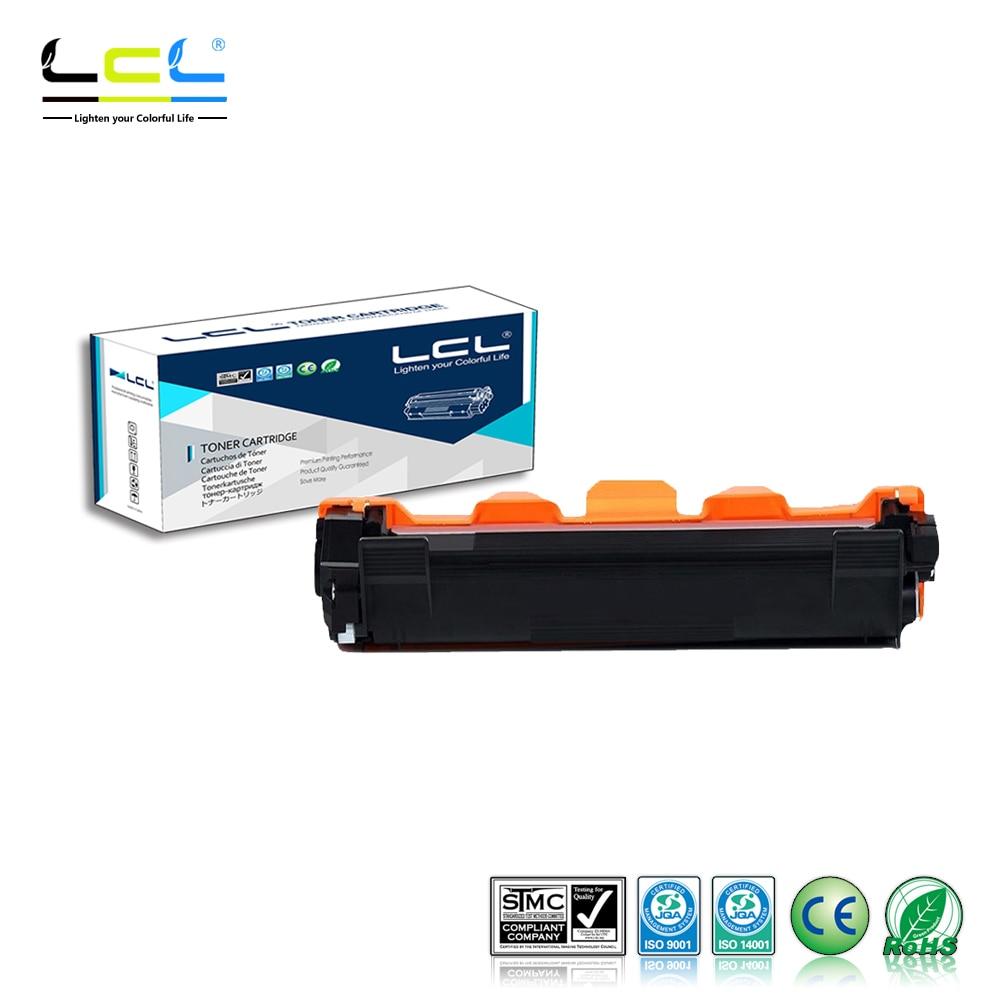 LCL TN1030 TN1050 TN1070 TN 1070 TN1075 1 Pack Black Toner Cartridge Compatible for Brother HL1110