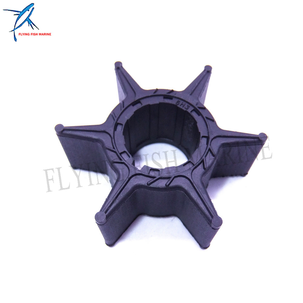 Boat Motor 47-97108M 47-81423M Water Pump Impeller For Mercury Marine Outboard Engine 48HP 55HP 60HP
