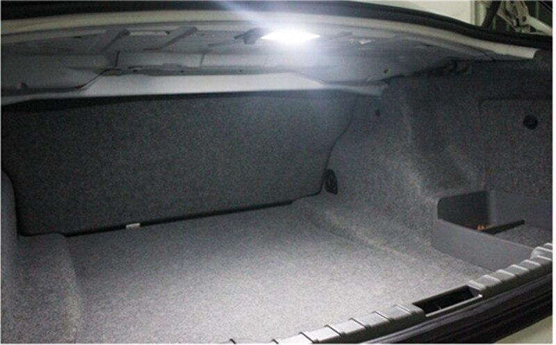 17 pcs pour bmw série 3 F30 320i 328i 328d 335i (2012 +) canbus sans Erreur F30 LED 12 v Intérieur Lumière Kit dans Lampe décorative de Automobiles et Motos