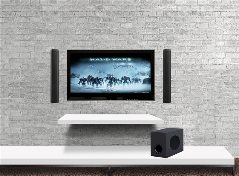 detachable soundbar SM-2126-12
