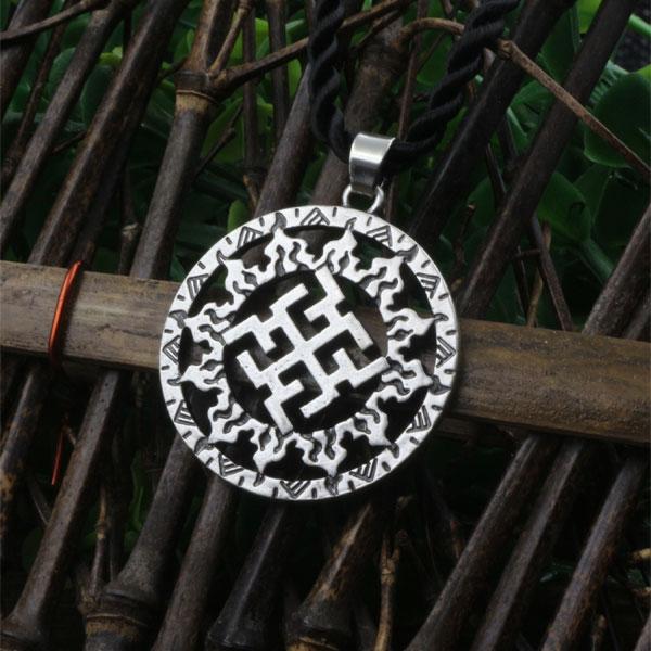 1pcs Dukhobor Amulet Slavic Strong Protective Healing Pendant