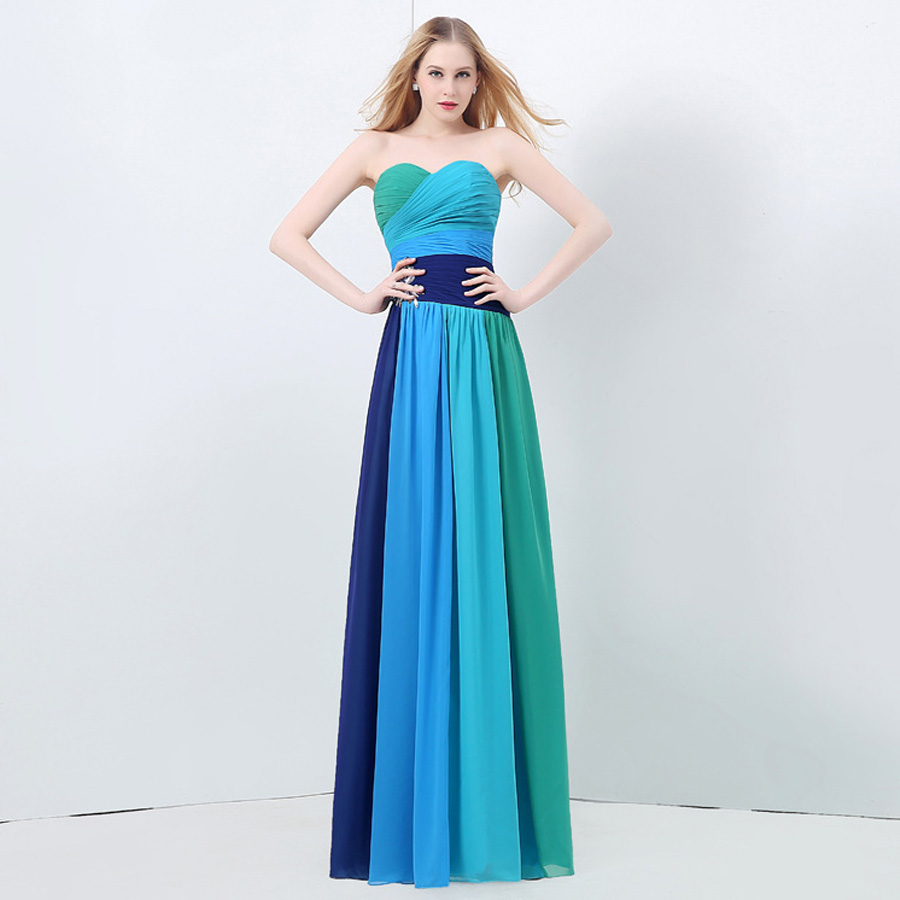 Compare prices on chiffon turquoise bridesmaid dresses online robe demoiselle dhonneur2017 chiffon crystal aline turquoise bridesmaid dresses long plus size cheap bridesmaid ombrellifo Choice Image
