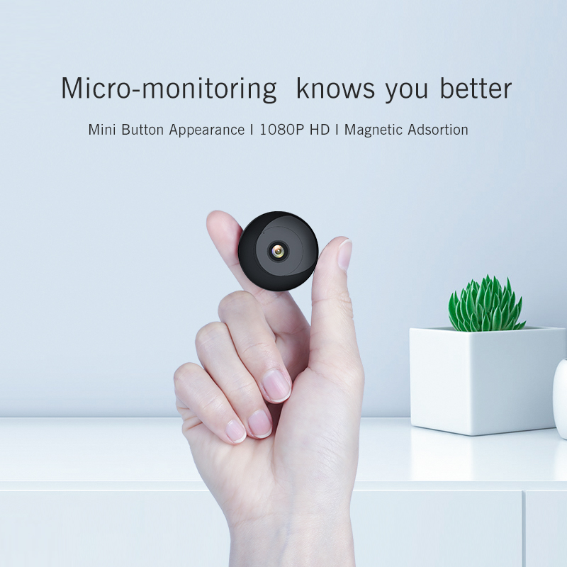 Meisort wifi P2P Mini cámara HD 1080 p Cámara Wearable IP Sensor de movimiento cuerpo de bicicleta Mini DV DVR Magnetic clip voz