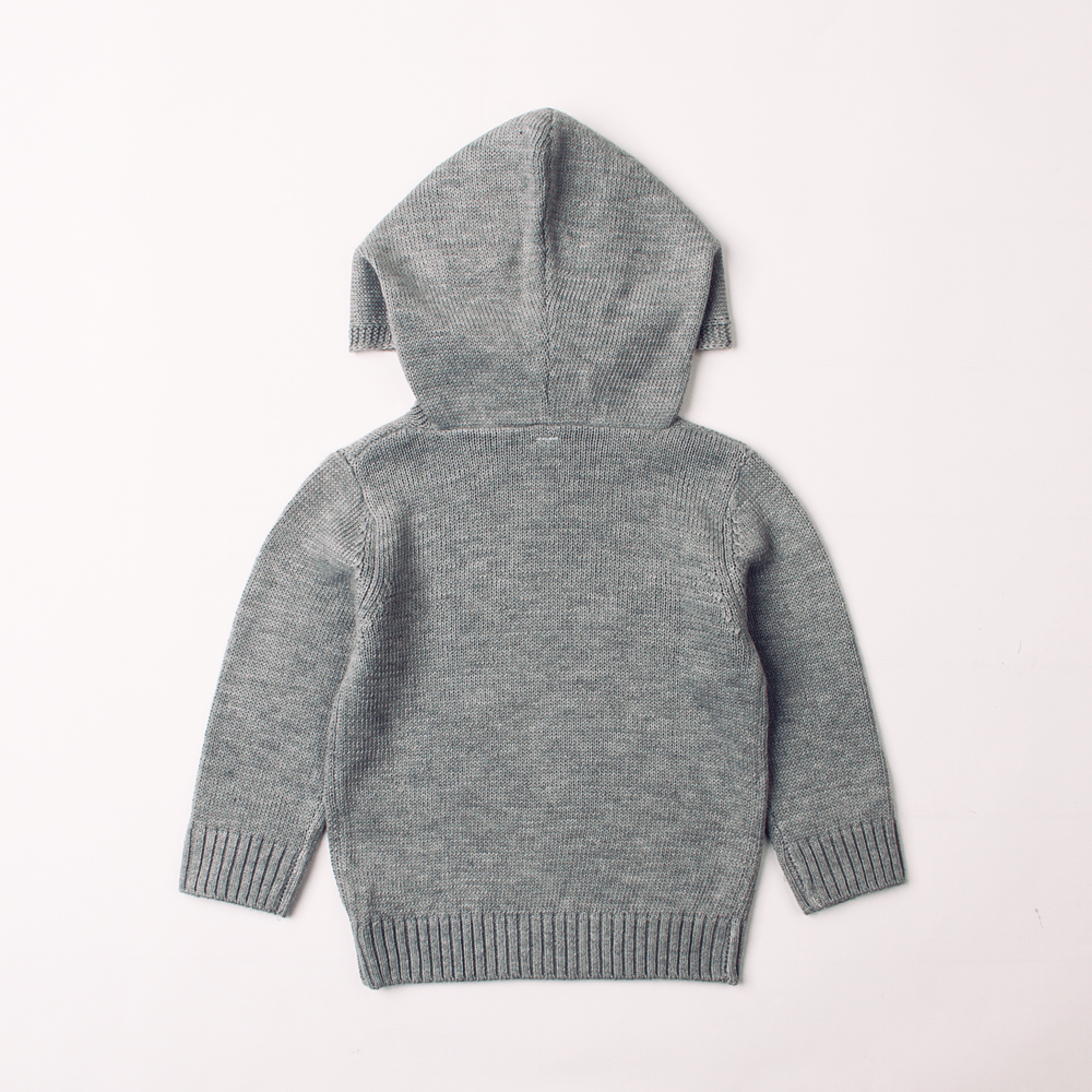 Spring Knitted Sweaters For Baby Boys Girls Cardigan Cartoon Pattern Newborn Baby Bunny Jumpers Autumn Outerwear Infant Knitwear