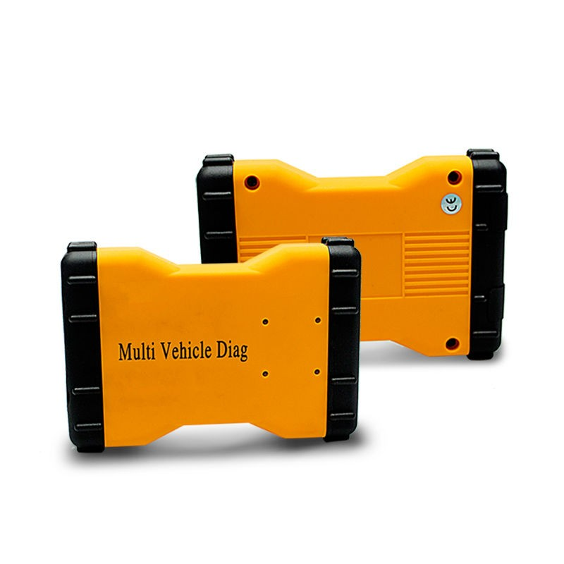 DHL!! Multi Vehicle Diag MVD 2015R3/2016R0 VD TCS CDP Pro LED 3IN1 Bluetooth + 8Pcs/Set Car Cables Connectors Diagnostic Tool - 3