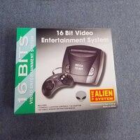 Mega Retro TV Video Game Console For Sega MegaDrive 16 Bit Game Cartridge with 368 Built in Games
