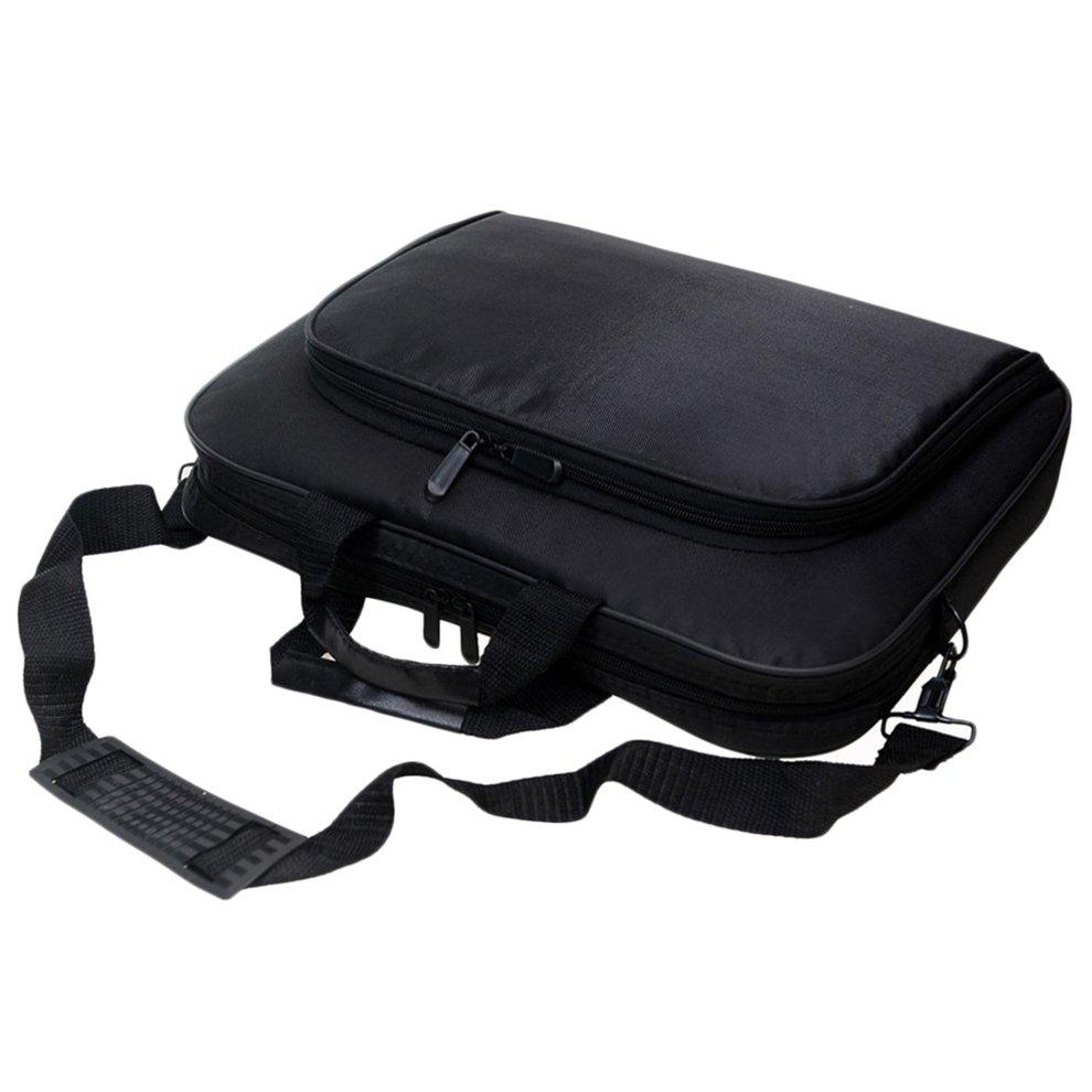Portable Business Handbag 15 inch Laptop Notebook Shoulder Bag Nylon Pack KN