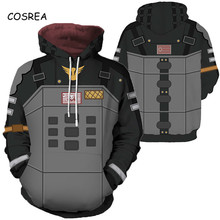 COSREA PUBG Player Unknown's Battle Grounds Cosplay Costumes Sweater Hoodie