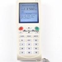 Английская версия Новые icopy 3 с полной декодировать Функция смарт карты ключ машина RFID NFC Копиры IC/ID Reader /писатель Дубликатор
