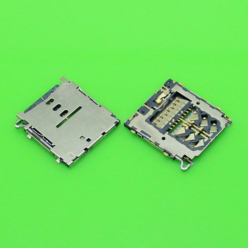 New SIM Card SD TF Card Socket Holder Tray Slot Repair Parts for Samsung A5 A3 A7 A3000 A3009 A5000 A5009 A7000 high quality