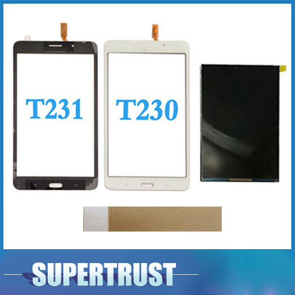 7 For Samsung Galaxy Tab 4 7.0 T231 SM-T231 T230 SM-T230 Seperate LCD Display and Touch Screen Separately With Tape7 For Samsung Galaxy Tab 4 7.0 T231 SM-T231 T230 SM-T230 Seperate LCD Display and Touch Screen Separately With Tape