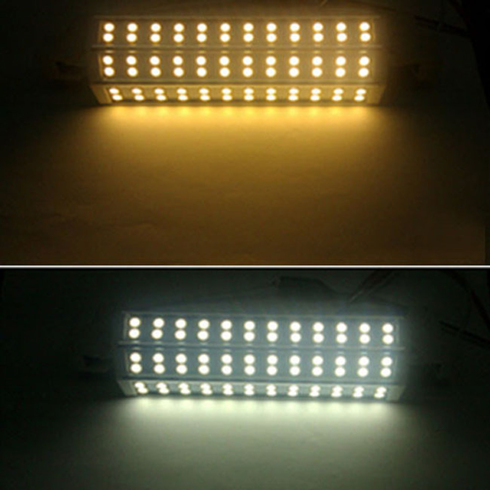 Lâmpadas Led e Tubos 118mm led r7s lâmpada 85 Comprimento : 78mm/118mm