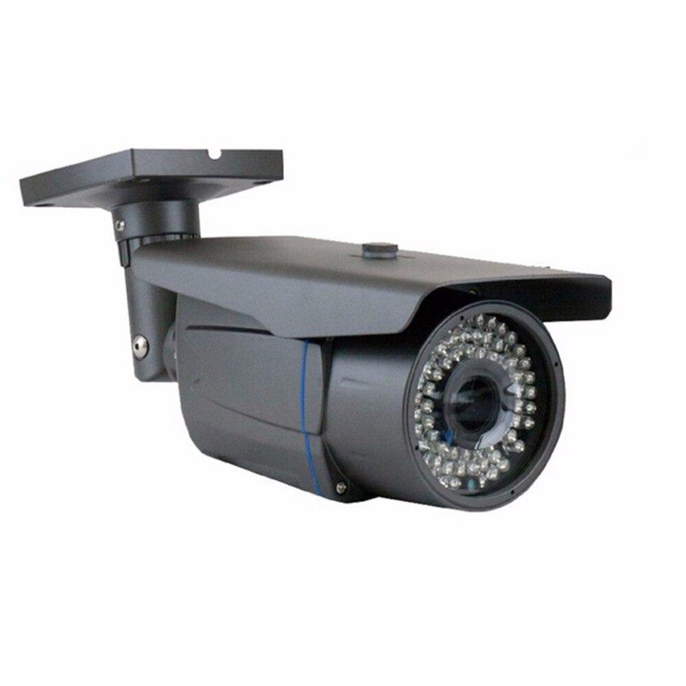 1200TVL 1/3 CMOS IP Камера варифокальным ИК Открытый secuirty 3g CCTV Камера водонепроницаемый безопасности Пуля Камера стены и потолок установить