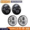 4x 7Inch Led Headlight 45W Wrangler Led Headlights 4PCS 7Inch Round LED Projector Headlight For Liberty