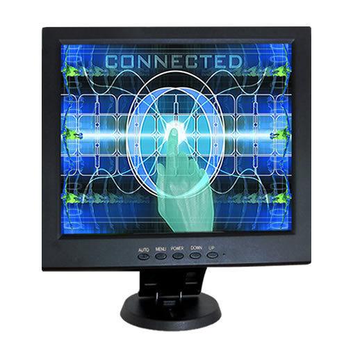 """21.5 """"VGA monitor de tela de Toque PC desktop, de alta resolução, Monitor de Toque barato preço de fábrica"""