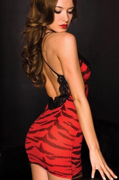 порно нейлон платье фото