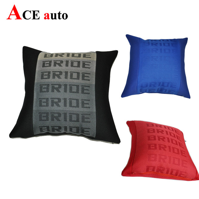 Ace-JDM bride car Pillow bride toy Novelty Gift