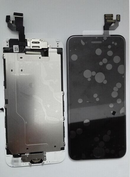 No Dead Pixel Grade AAA 4.7 inch LCD For iPhone 6 Display touch screen with digitizer assembly replacement parts Free DHL mllse for iphone 6 plus lcd screen with touch digitizer assembly replacement grade aaa quality mobile phone display free dhl