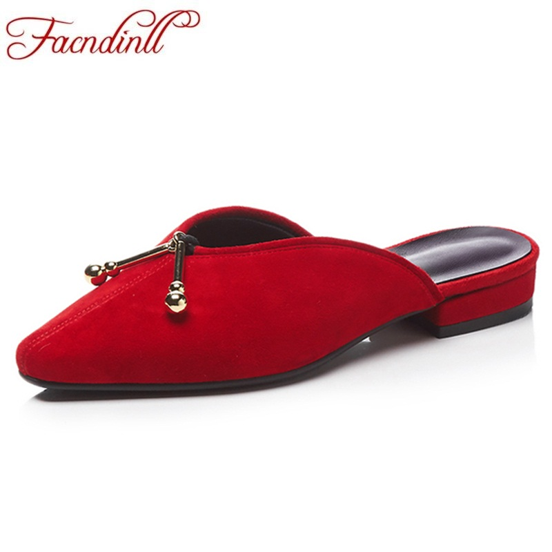 FACNDINLL summer shoes scrub low heels party fashion 2018 new red slipper women sandals casual ladies date on vacation slipper facndinll new women summer sandals 2018 ladies summer wedges high heel fashion casual leather sandals platform date party shoes