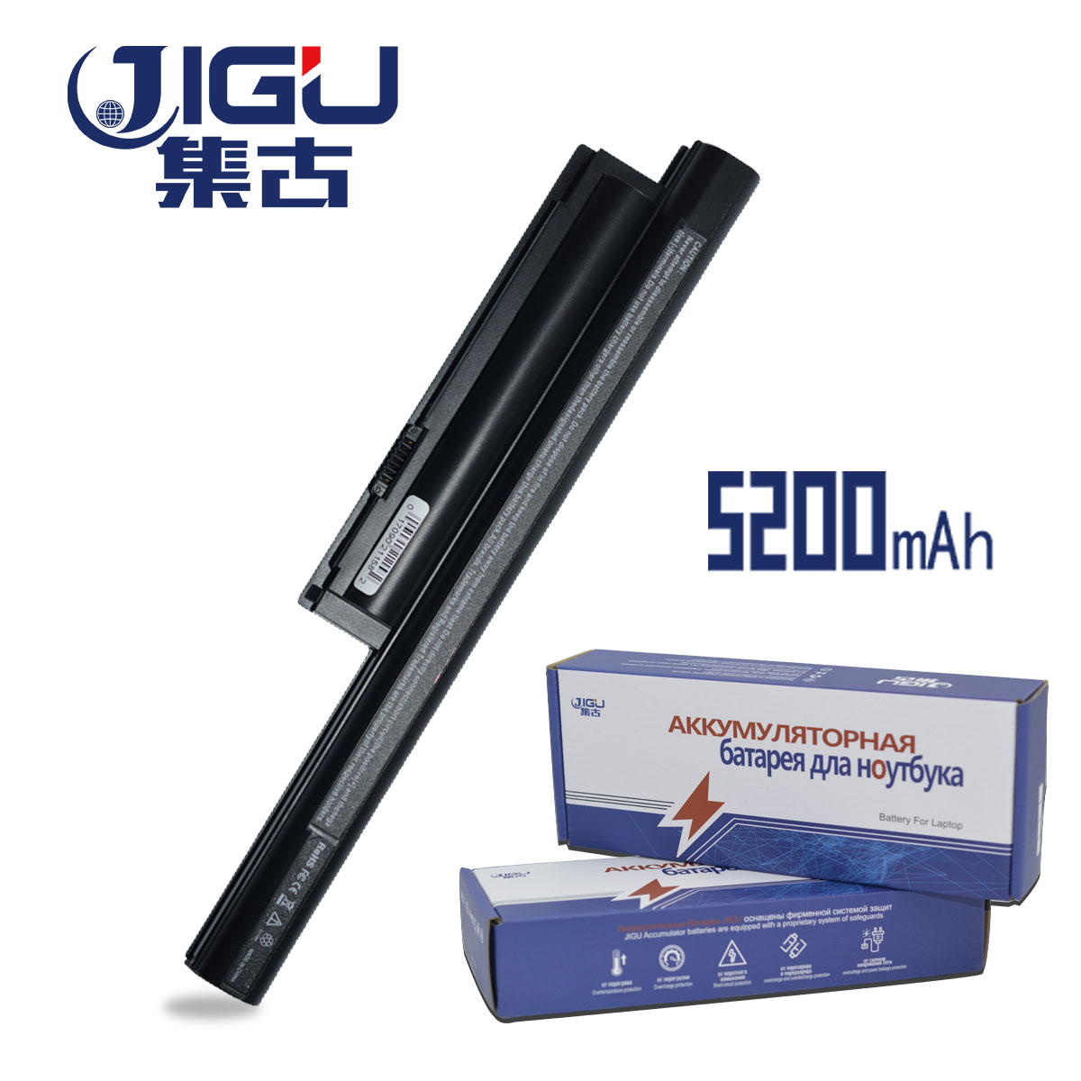 JIGU Laptop Battery For Sony Vaio bps26 VGP-BPL26 VGP-BPS26 VGP-BPS26A SVE14A SVE15 SVE17 VPC-CA VPC-CB VPC-EG VPC-EH azerty for sony vaio vpc cb vpccb series 148954941 clavier french keyboard