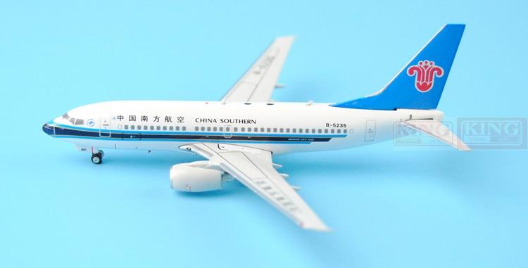 Phoenix 11130 China Southern Airlines B-5235 1:400 B737-700 commercial jetliners plane model hobby phoenix 10980 b737 700 w 1 400 china international aviation inner mongolia tianjiao commercial jetliners plane model hobby