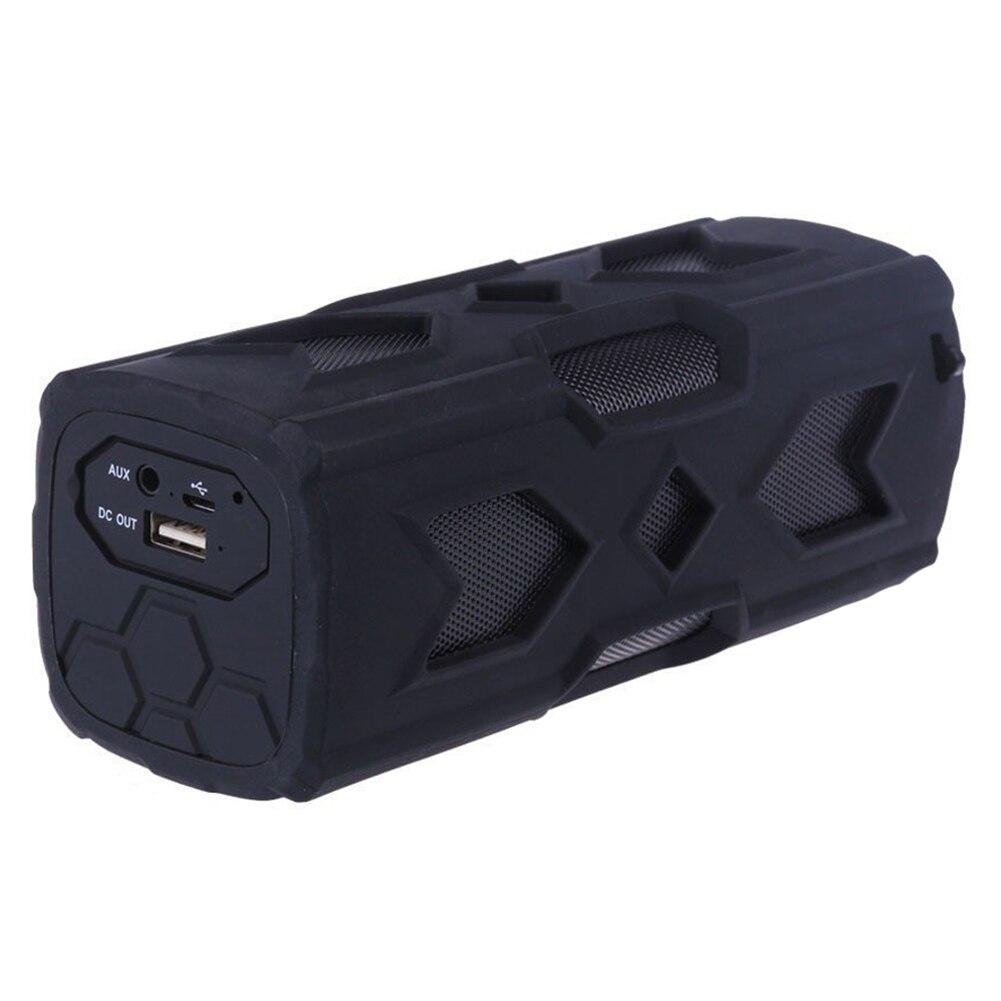 Portátil Mini Altavoces Boombox Altavoz NFC Bluetooth V4.0 Estéreo A Prueba de a