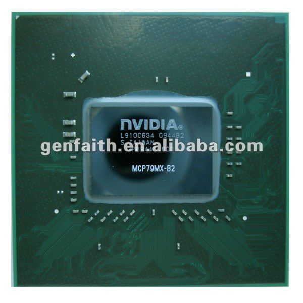 1X NEW Original nVIDIA Geforce MCP79MX-B2 BGA ic chip north bridge Chipset