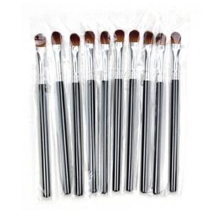 Image 5 - BBL Mini pinceau correcteur professionnel pinceaux de maquillage plats pour une couverture complète et un mélange de précision, fard à paupières Pincel Maquiagem