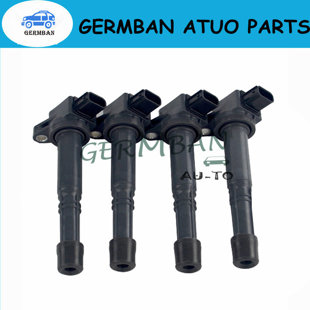 4pcs lot ignition coil for honda accord crosstour odyssey acura rl rh aliexpress com Acura TL Grill Acura TL 6-Speed Manual