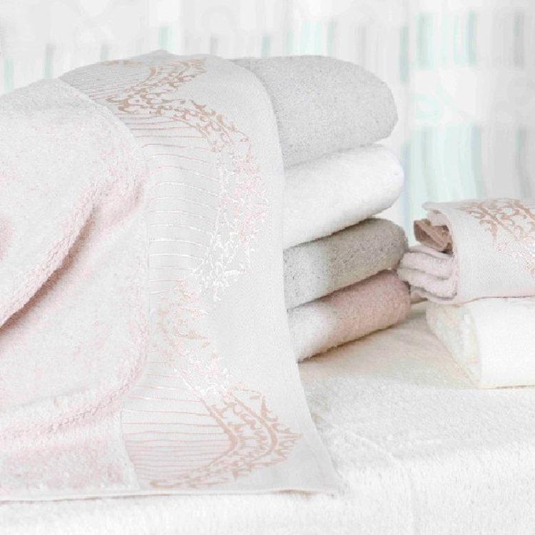 Luxury Christmas Kitchen Towels: Palmer Brand Designer Face Care Towel 100% Egyptian Cotton