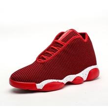 2017 Men Red Trainers Flat Heels Shoes Tenis Masculino Esportivo Lightweight Trainers Zapatillas Deportivas Hombre basket femme